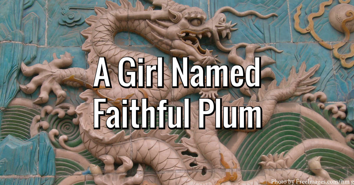 A Girl Named Faithful Plum