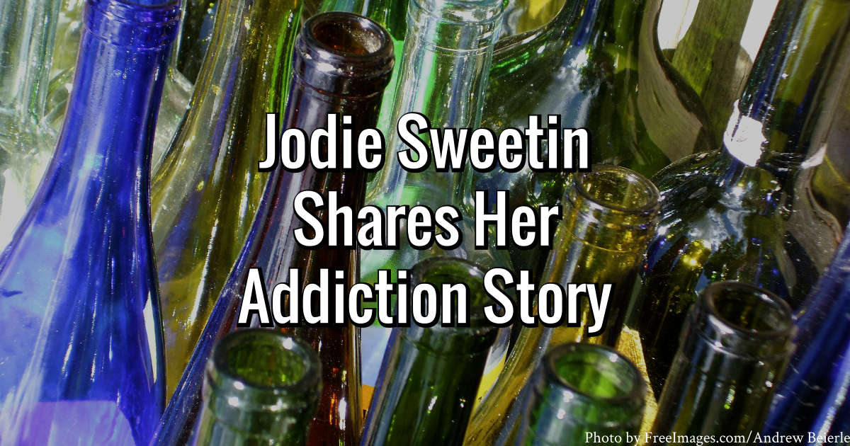 Jodie Sweetin Shares Her Addiction Story