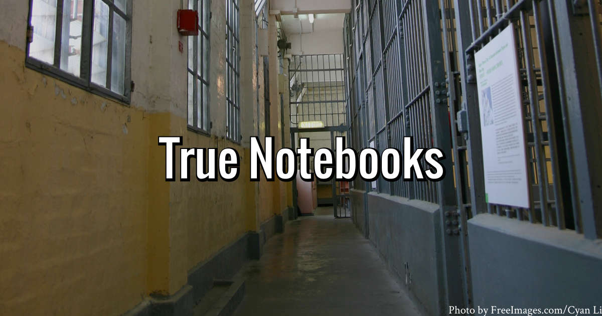 True Notebooks