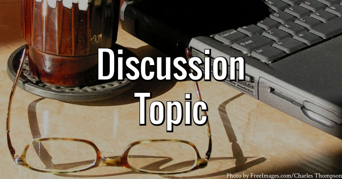 Discussion Topic: What Would You Title Your Memoir?
