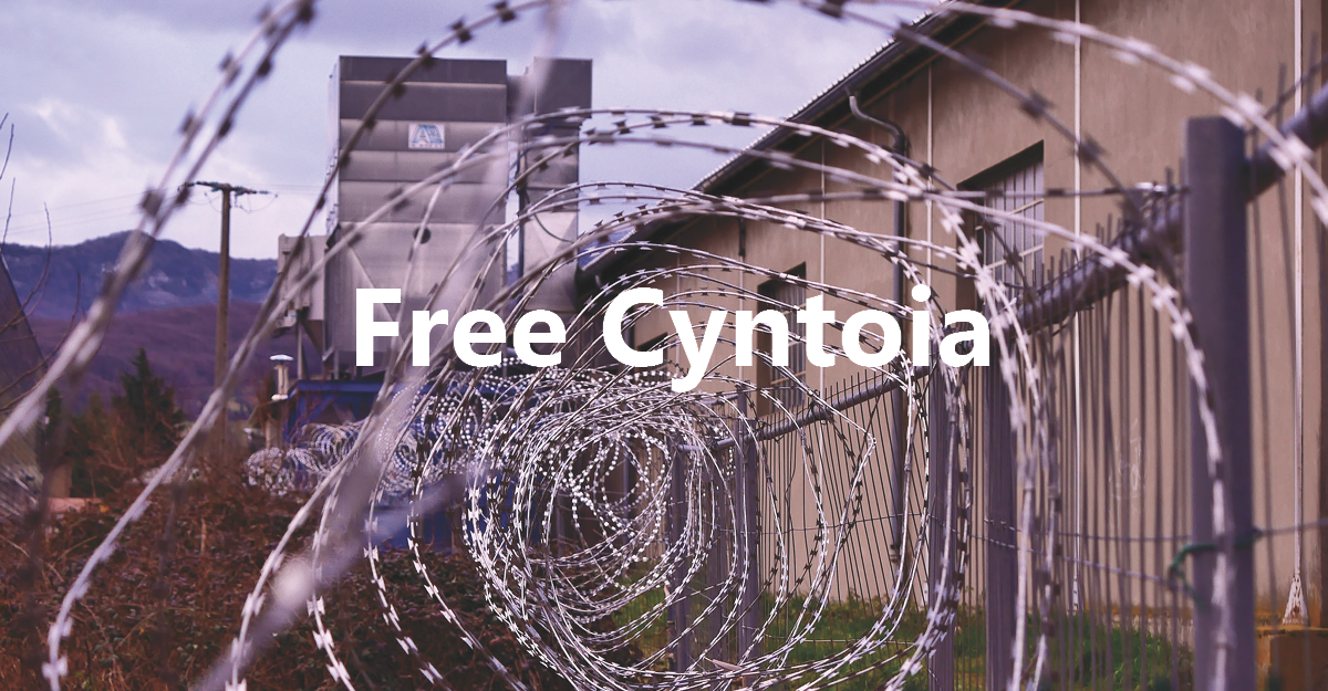 Free Cyntoia